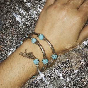 Jewelry - VINTAGE Wrap Bracelet